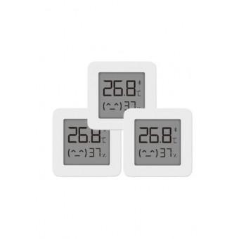 3 штуки Xiaomi Mijia Bluetooth Thermometer 2 LYWSD03MMC по классной цене