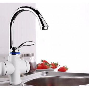 Смеситель для кухни H1X3-LP с электрическим подогревом по крутой цене