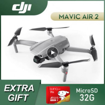 Квадрокоптер DJI Mavic Air 2 по крутой цене