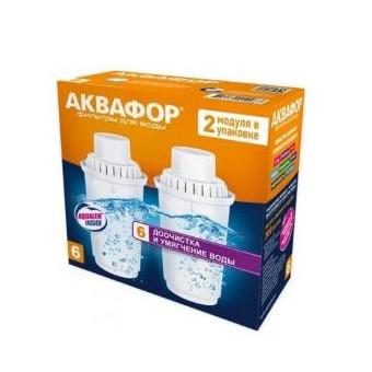 Картридж для фильтр Аквафор В6, 2 шт (В100-6)