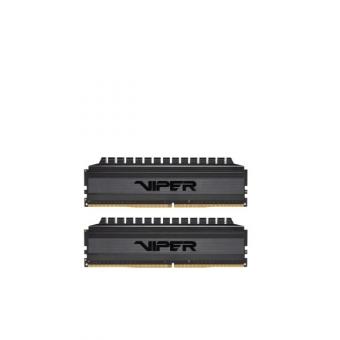 Оперативная память Patriot Memory VIPER 4 BLACKOUT 16GB DDR4 4000MHz PVB416G400C9K по скидке