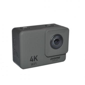 Экшн-камера DIGMA DiCam 82C 4K со скидкой по промокоду