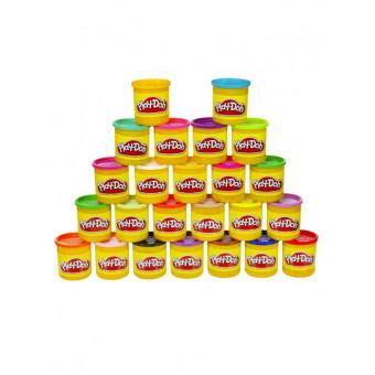 Игровой набор Play-Doh 20383F02 24 банки по приятной цене