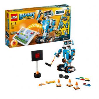 Конструктор LEGO Boost 17101 по сниженной цене и другие игрушки со скидкой 25%