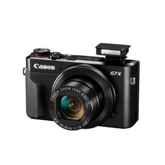 Фотоаппарат компактный Canon Power Shot G7 X Mk II Black по классной цене