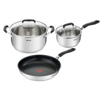 Набор посуды Tefal Cook&Cool, 5 предметов (G7155S14) со скидкой