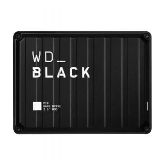 Внешний HDD Western Digital WD_BLACK P10 Game Drive 4 ТБ со скидкой по промокоду