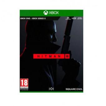 Игра Hitman 3 английский язык для Xbox ONE/Series X по крутой цене