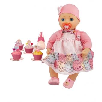 Интерактивная кукла Zapf Creation Baby Annabell Праздничная по классной цене