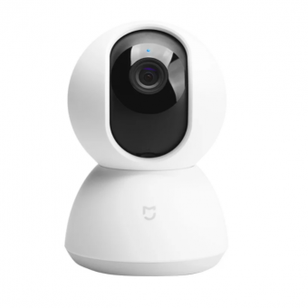 Поворотная IP камера Xiaomi MiJia Mi Home security camera по лучшей цене с доставкой из РФ