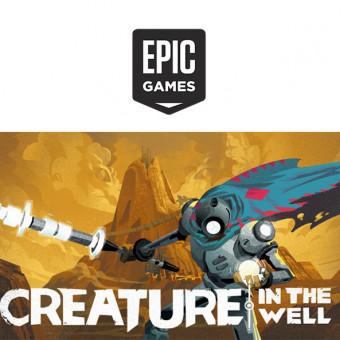 EpicGames - забираем бесплатно Creature in the Well