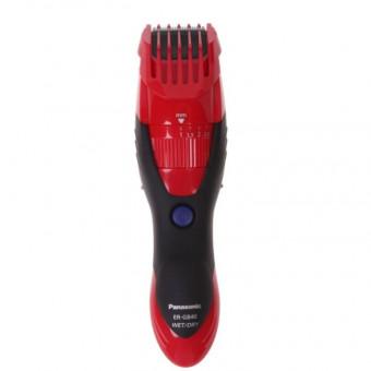 Триммер Panasonic ER-GB40 в чёрно-красном цвете по привлекательной цене