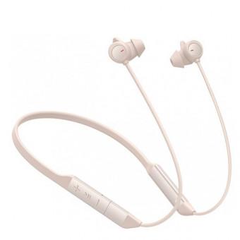 Беспроводные наушники с микрофоном Huawei Freelace Pro в белом цвете по самой низкой цене
