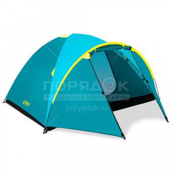 Палатка 4-местная Bestway 68091, (210+100см)х240х130 см