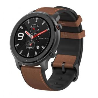 Умные часы Amazfit GTR 47мм aluminium case по самой выгодной цене
