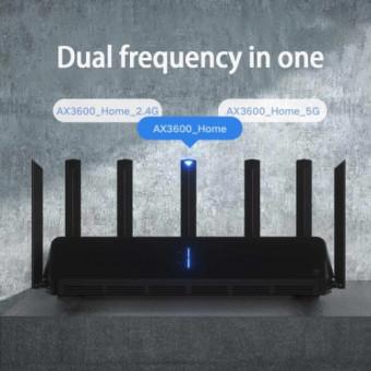 Wi-Fi роутер XIAOMI Mi Aiot AX3600 по сниженной цене с доставкой из России