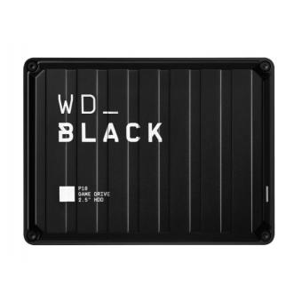 Внешний HDD Western Digital WD_BLACK P10 Game Drive 4 ТБ со скидкой