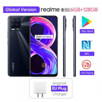 Смартфон Realme 8 Pro 6/128 Гб по классной цене