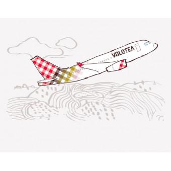 Volotea - авиабилеты по Европе всего за 450₽