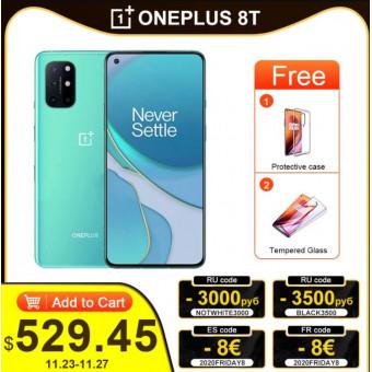 Смартфон OnePlus 8T 8/128Gb по выгодной цене