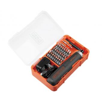 Аккумуляторная отвертка BLACK+DECKER BD40K27 по приятной цене