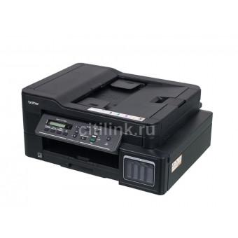 МФУ струйный BROTHER InkBenefit Plus DCP-T710W по крутой цене