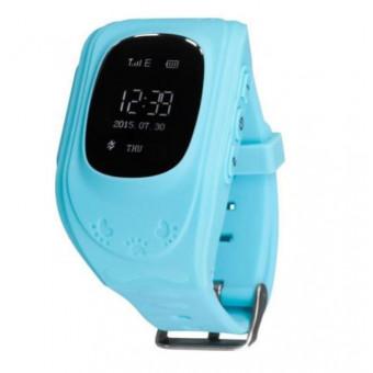 Умные часы Кнопка жизни К911 Blue со скидкой