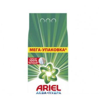 Низкие цены на порошок и капсулы для стирки Ariel, например 9 кг Ariel Автомат
