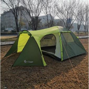 Палатка туристическая Sibada 3-4-х местная по классной цене
