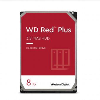 Жесткий диск WD Red Plus WD80EFBX 8 ТБ по классной цене