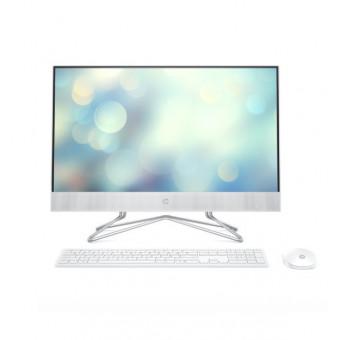 Моноблок HP 24-df0055ur 19Q36EA с клавиатурой и мышкой