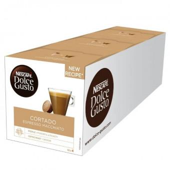 Кофе в капсулах Nescafe Dolce Gusto Cortado по отличной цене