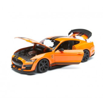 Машинка Maisto Ford Shelby GT500 2020 1:18 оранжевая по классной цене
