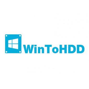 Программа WinToHDD Professional 4.4