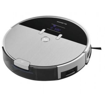 Робот-пылесос Polaris PVCR 0930 SmartGo, серебристый