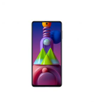 Смартфон Samsung Galaxy M51 128GB  в белом цвете по лучшей цене