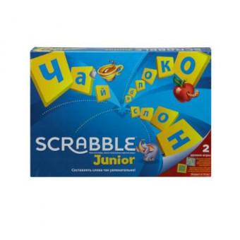 Настольная игра Mattel Scrabble Джуниор со скидкой почти на 50%