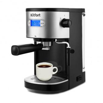 Кофеварка Kitfort КТ-740 по выгодной цене