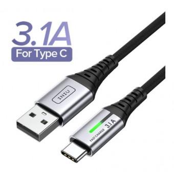 USB кабель INIU Type-C 3.1A по отличной цене
