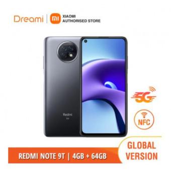 Смартфон Redmi Note 9T 4/64Gb 5G по классной цене