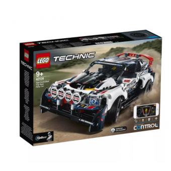 Конструктор LEGO Technic 42109 Гоночный автомобиль Top Gear на управлении