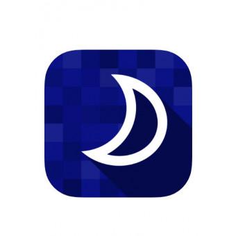 Бесплатное приложение Таймер музыки перед сном для iOS