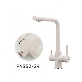 Смеситель для кухни с фильтром Frap F4352 по выгодной цене