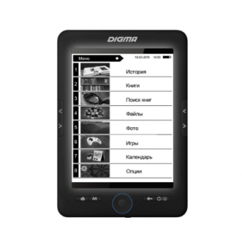 Электронная книга DIGMA R654 по самой лучшей цене