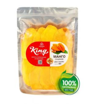 Манго King сушеное, 1 кг по суперской цене