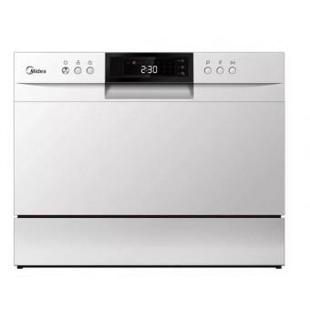 Компактная посудомоечная машина Midea MCFD55500W по самой низкой цене