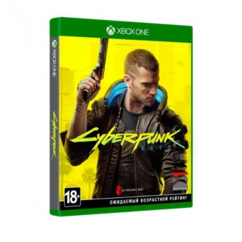 Игра для Xbox ONE Cyberpunk 2077, полностью на русском языке по суперцене