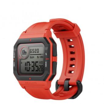 Смарт-часы AMAZFIT Neo красные по акции в Ситилинке