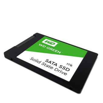Твердотельный накопитель Western Digital WD Green SATA 1000 GB WDS100T2G0A по скидке