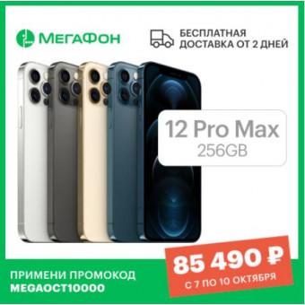 Смартфон Apple iPhone 12 Pro Max 256GB по топовой цене